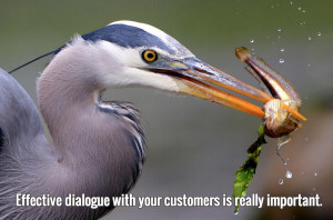 GL customer dialogue